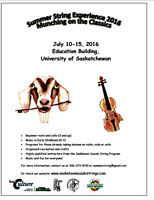 Summer String Experience