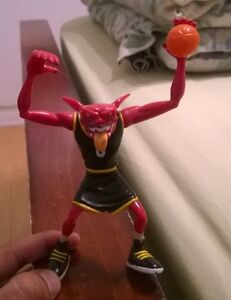 1996 SPACE JAM Michael Jordan Nawt action figure loose toy