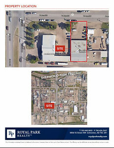 Southeast Edmonton Shop/Yard for Lease Edmonton Edmonton Area image 4