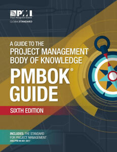 PMBOK - 6th EDITION