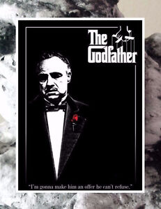 Poster film God Father movie