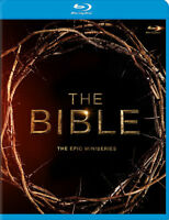 The Bible Complete Series blu-ray box set (NEW)
