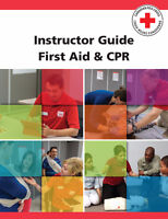 Red Cross Instructor Course Step 1: Prerequisite & Skills