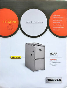 High Efficiency Furnace From only $2000
