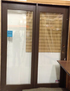 Glass Door and Frame