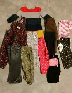 Girls clothes size 24-2T