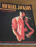 Michael Jackson Body and Soul, Illustrated Biography, 1984