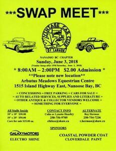 Mid Island Automotive Swap Meet