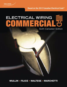 Electrician Electrical Wiring Commercial W/Prints (Good-Great)
