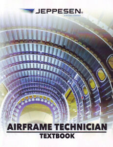 Brand new Jeppesen AIRFRAME & POWERPLANT technician textbook