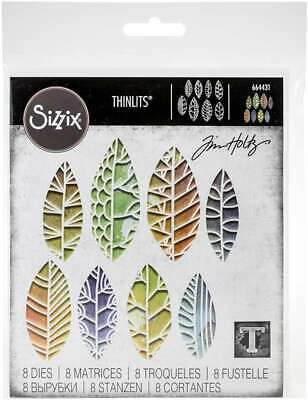 Sizzix Thinlits Dies By Tim Holtz Cut-Out Leaves -