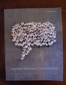 Essentials of Business Communication, 8th
