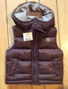 Winter Vest, New With Tags - St. Thomas