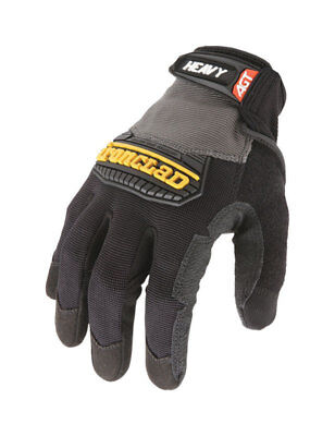IRONCLAD - HEAVY UTILITY GLOVE - LARGE  HUG-04-L