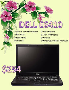 Black Friday Laptop Blow Out Sale – Dell E5510 Only $259 Kitchener / Waterloo Kitchener Area image 3