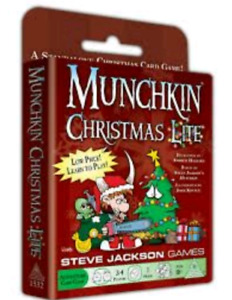 Munchkin For The Holidays!