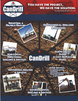 CanDrill Offering New Services