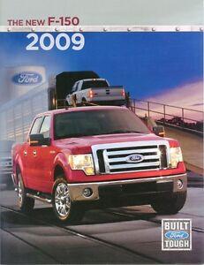 2009 Ford F-150 Brochure Cornwall Ontario image 1
