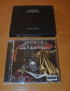 AVENGED SEVENFOLD: 2 CD's: City of Evil + Waking the Fallen