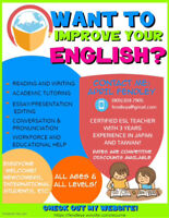 Certified ESL Teacher - FOREIGN STUDENTS OR NEW IMMIGRANTS!!!
