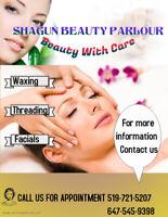 Shagun beauty parlour