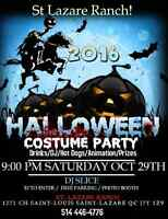 St Lazare Ranch Halloween  Custome Party