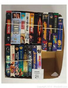 VHS Movies - Assorted Action, Comedy, Family Movies. A