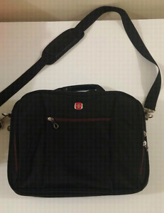 "SwissGear SWA0907 15.6"" Laptop Bag - Great Conditon - No Rips"