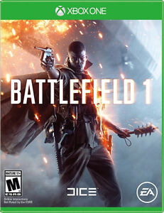 Brand New and SEALED Battlefield 1 XBOX ONE (XB1)