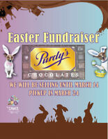 Chocolates for A CAWS Purdy's Easter Fundraiser