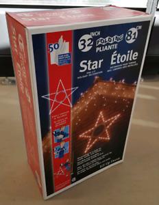 32 inch 50 light Star