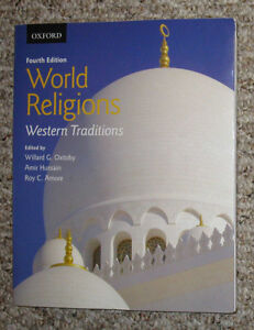 World Religions: Western Traditions 4th Ed.