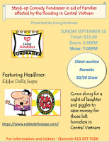 Comedy and Karaoke Fundraising