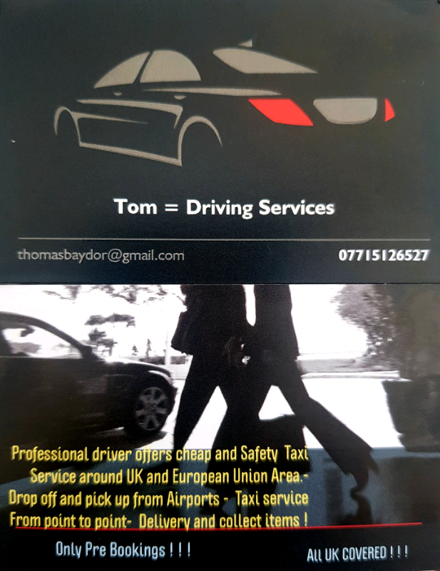 Professional and Safety Taxi service ! Very Comfortable
