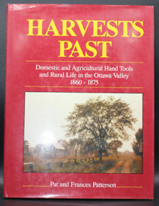 Harvests Past by Pat and Frances Patterson