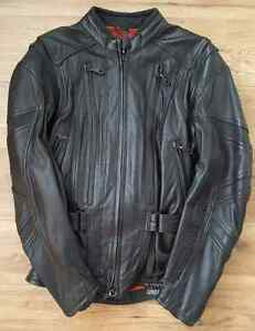 Harley-Davidson Women's FXRG Leather Riding Jacket (Small)