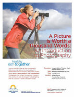 An Introduction to Photography: TBRHSC Sept Healthy Get-Together