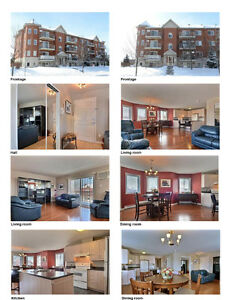 41/2 Condo/ Pierrefonds central
