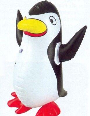 Wehncke 14360 Schwimm-Pinguin 40cm Hygiene Testato/Phalatfreie Pellicola