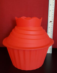 Giant Silicon Cupcake Mold ~ New