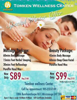 Special Winter offer massage package $89 only! (non-erotic)
