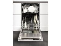 INTEGRATED DISHWASHER BEKO DW-450: PURCHASED NEW, NEVER USED: