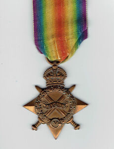 3 - WW 1 Canadian Issued War Medals…