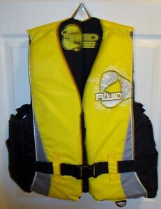 Life Vests Fluid Adults X Large New Condition X 2