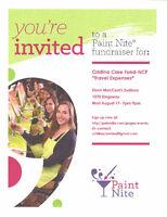 Cristina Care Fund-NCF Paint Nite Event