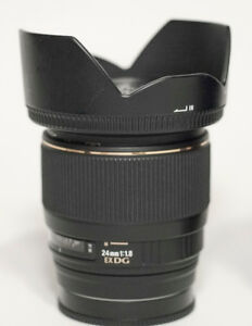 Sigma Lenses for Sony Alpha mount