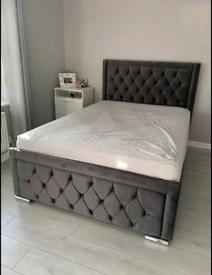 Brand new UK manufactured 🇬🇧 sleigh & divan beds 🛌 🛌🚛👌