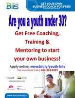 FREE Business #Startup Support for Young Adults Under 30!