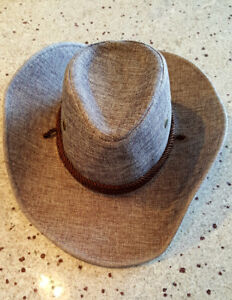 Men's straw sun travel hiking outdoors hat