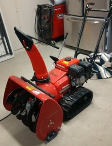 Honda Snowblower HS622